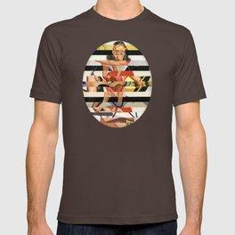Glitch Pin-Up Redux: Lindsey T-shirt