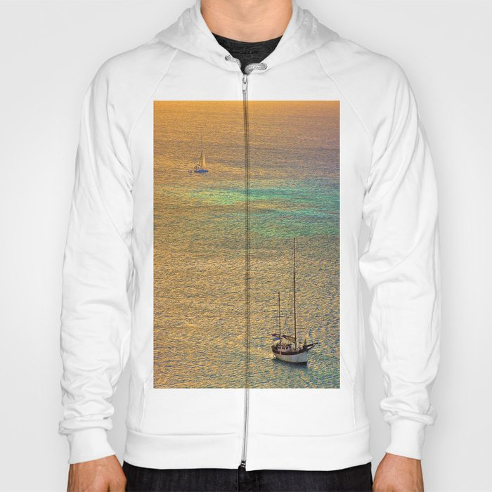 Sailing From the Sunset Hoody