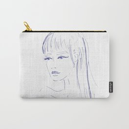 Julie // Carry-All Pouch