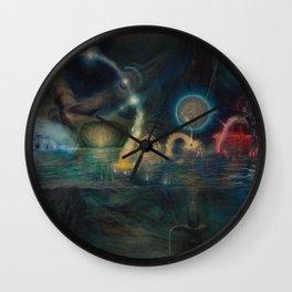 """Twenty Twelve Nataraja"" Wall Clock"