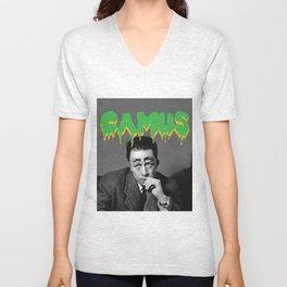 Cramps Camus Unisex V-Neck