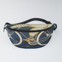 posters pneu vélo michelin. 1912 Fanny Pack