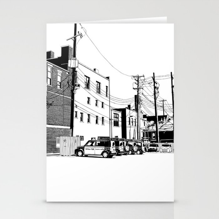 bloomington II Stationery Cards
