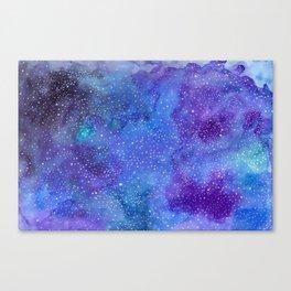 Galaxy Love:. 2 Canvas Print