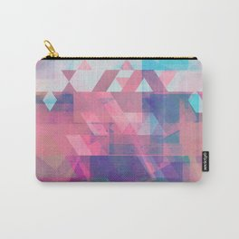 Coming Through in Waves Carry-All Pouch