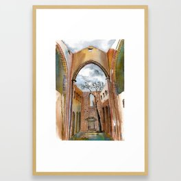 Reclaimed Framed Art Print