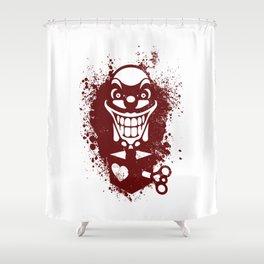 Clown Jack Shower Curtain