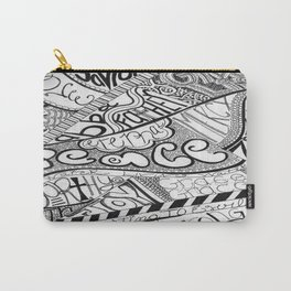 Call Out to God Carry-All Pouch