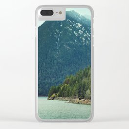 Peregrine Clear iPhone Case