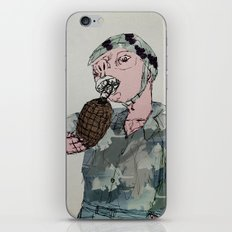 This is War by Debbie Porter - Designs of an Eclectique Heart iPhone & iPod Skin