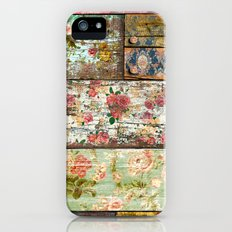 Lady Rococo iPhone (5, 5s) Slim Case