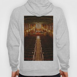 Old Warm Church Hoody