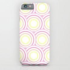 Crazy Circles  iPhone 6s Slim Case