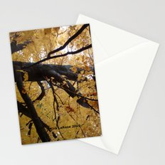 October branches Stationery Cards