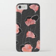 Poppy flower Slim Case iPhone 7