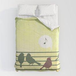 Songbird Comforters