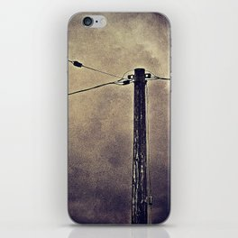 'CONNECT' iPhone Skin