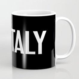 Italy: Italy & Italian Flag Coffee Mug