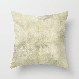 Antique Marble Throw Pillow