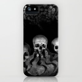 The Three Musketeers iPhone Case