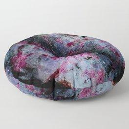Mineral Specimen 4 Floor Pillow