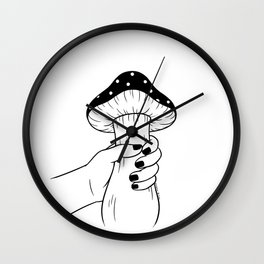 Out Ⅱ Wall Clock