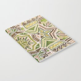 Earth Tapestry Notebook