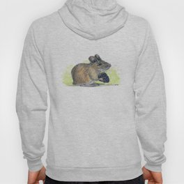Field Mouse  Hoody