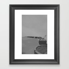 Endless Beds(2) Framed Art Print