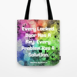 Warcross Quote Tote Bag