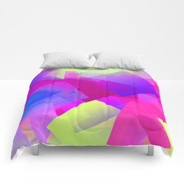 Moodier April ... Comforters