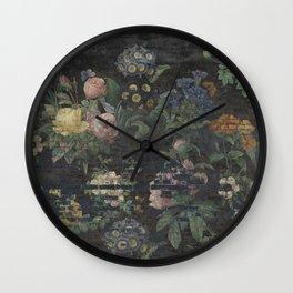 Old Fancy 2 Wall Clock