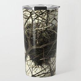 Heart-Shaped Nest Travel Mug