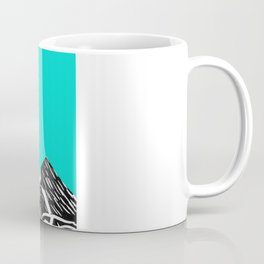 Sky lino bright Coffee Mug