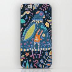 Bird Talk iPhone & iPod Skin