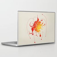 vector Laptop & iPad Skins featuring Vector by Bill Labus