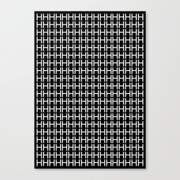 Block 370H Canvas Print