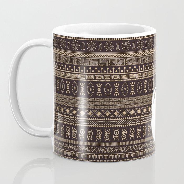 African Peacock Coffee Mug