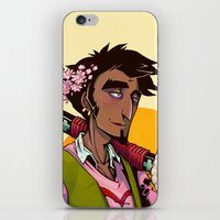 law iPhone & iPod Skins featuring Law by Ida Dobnik
