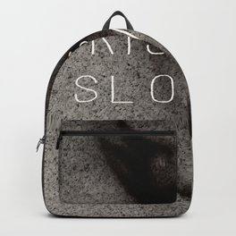 KISS ME SLOWLY Backpack