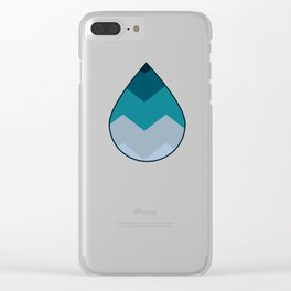 Storm on the Ursula Clear iPhone Case