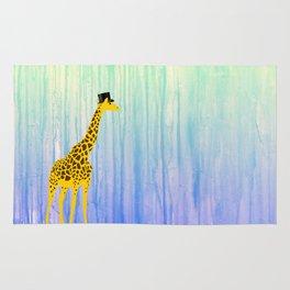 Dapper Giraffe Rug