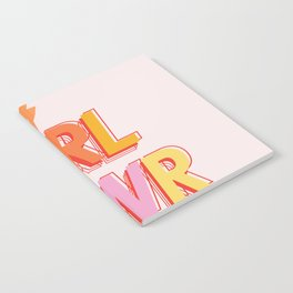 GRL PWR - GIRL POWER Notebook