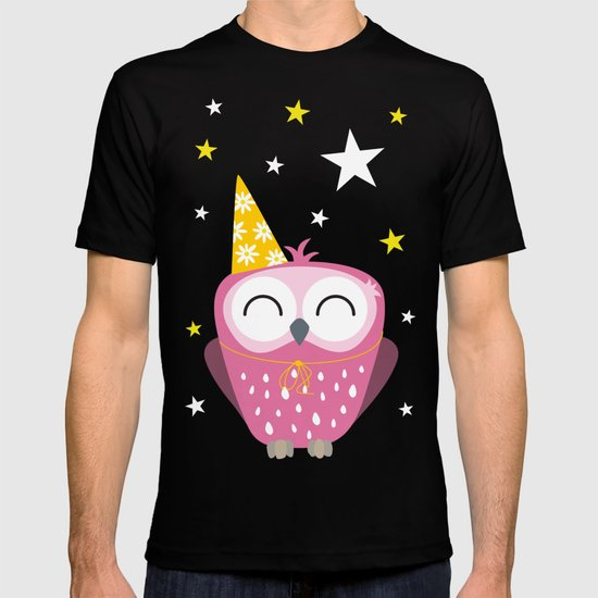 Party Owl T-shirt