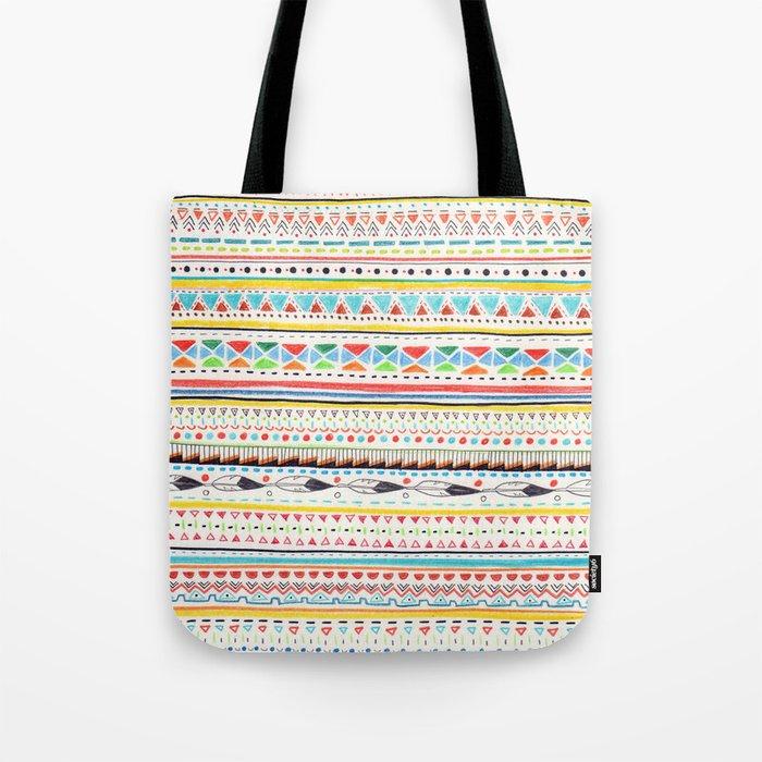 Pattern No.2 Tote Bag
