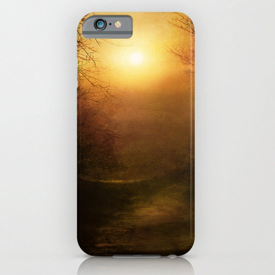 April Ethereal iPhone & iPod Case