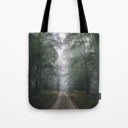 Autumn Forest Walk Tote Bag