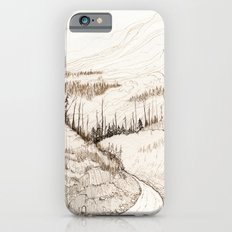 Forest Fire Slim Case iPhone 6s