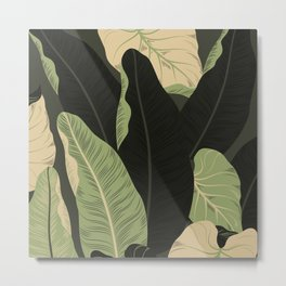 Tropical Summer 009 Metal Print