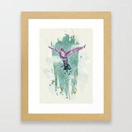 Redeemed Framed Art Print